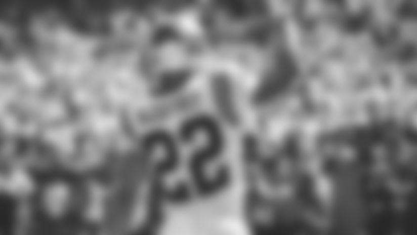 Christian McCaffrey touchdown