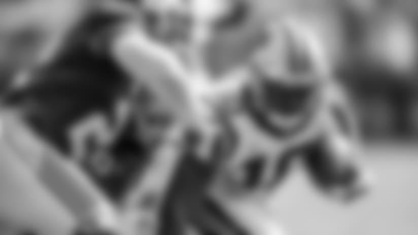 Week 5: Panthers vs. Giants