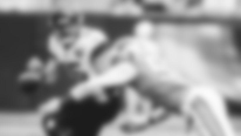 Breaking down Brian Burns' two huge plays against Jacksonville