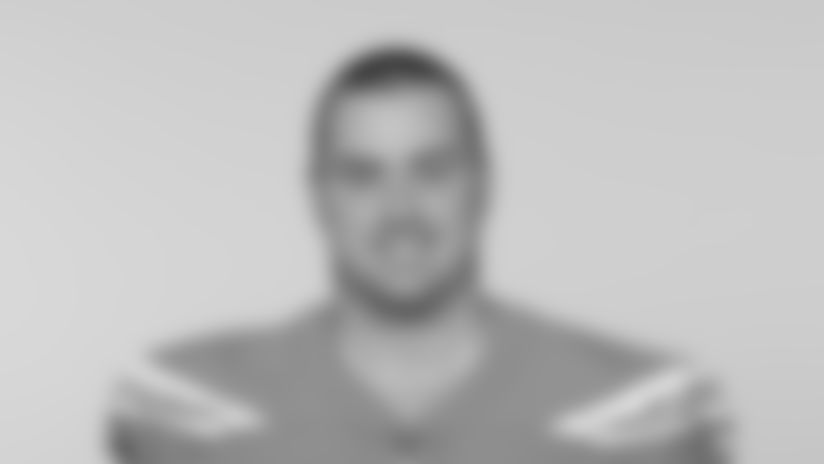 This is a 2019 photo of Michael Schofield of the Los Angeles Chargers NFL football team. This image reflects the Los Angeles Chargers active roster as of Monday, June 10, 2019 when this image was taken. (AP Photo)