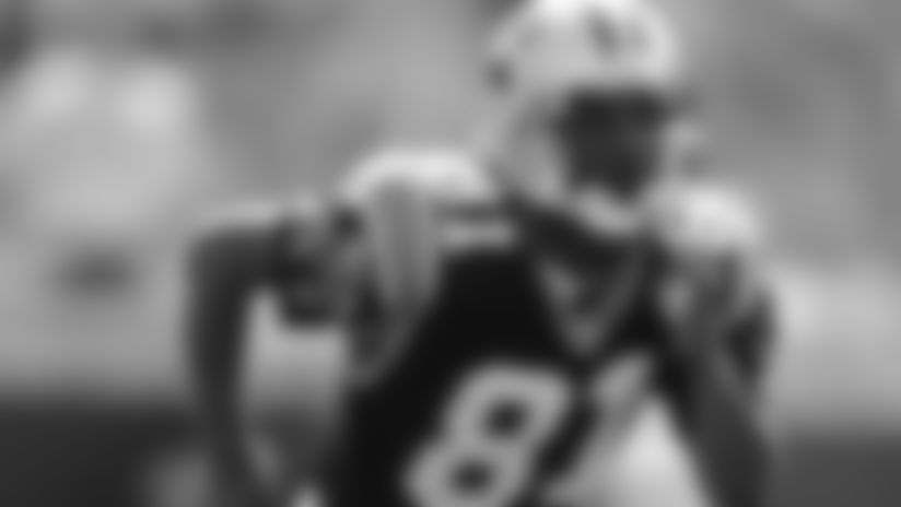 June 2, 1998 - Panthers re-sign WR Raghib 'Rocket' Ismail