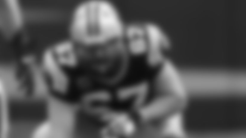 June 6, 2016 - Ryan Kalil signs contract extension