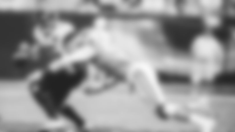 HIGHLIGHT: Brian Burns delivers clutch strip-sack on Gardner Minshew