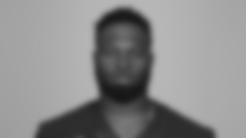 This is a 2019 photo of Adarius Taylor of the Cleveland Browns NFL football team. This image reflects the Cleveland Browns active roster as of Monday, April 22, 2019 when this image was taken. (AP Photo)