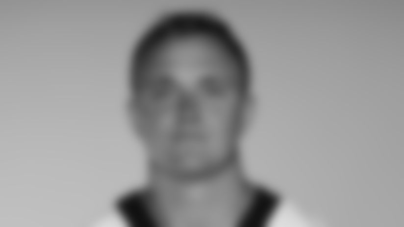 This is a 2020 photo of Tommy Stevens of the New Orleans Saints NFL football team. This image reflects the New Orleans Saints active roster as of Saturday, Aug. 1, 2020 when this image was taken. (AP Photo)