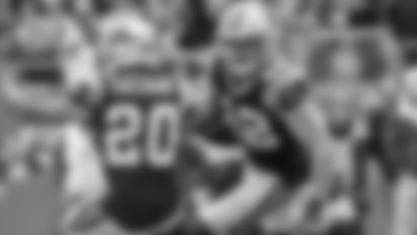 Colin Jones interception