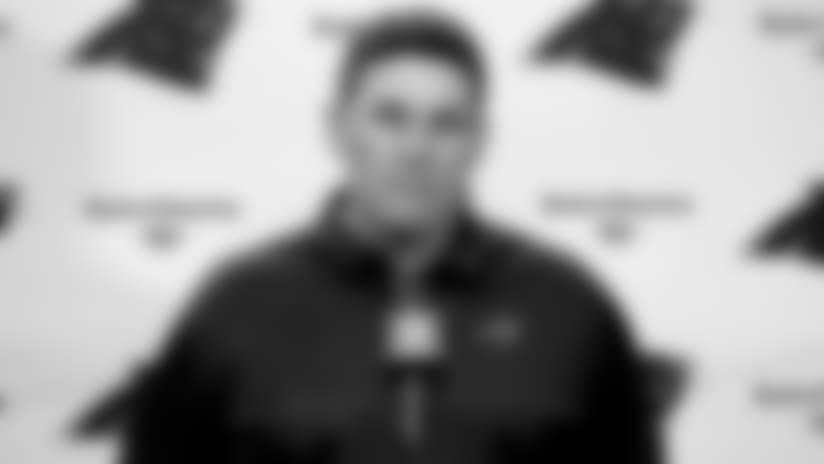 Ron Rivera: Postgame press conference