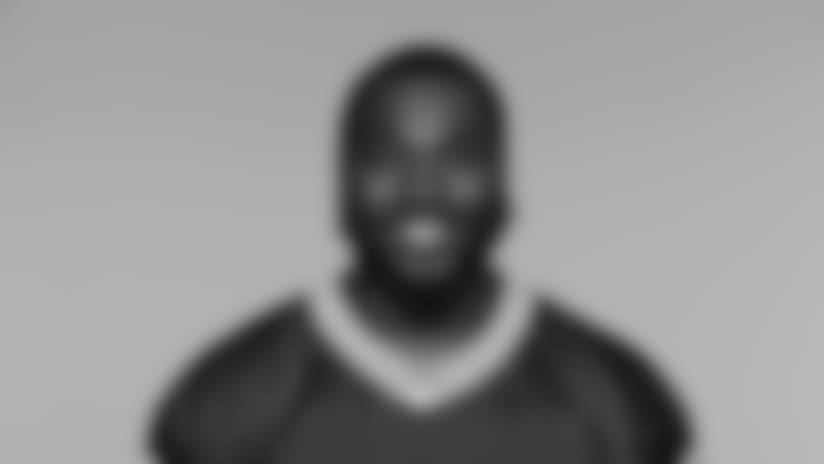 This is a 2018 photo of Josh Hawkins of the Green Bay Packers NFL football team. This image reflects the Green Bay Packers active roster as of Monday, June 11, 2018 when this image was taken. (AP Photo)