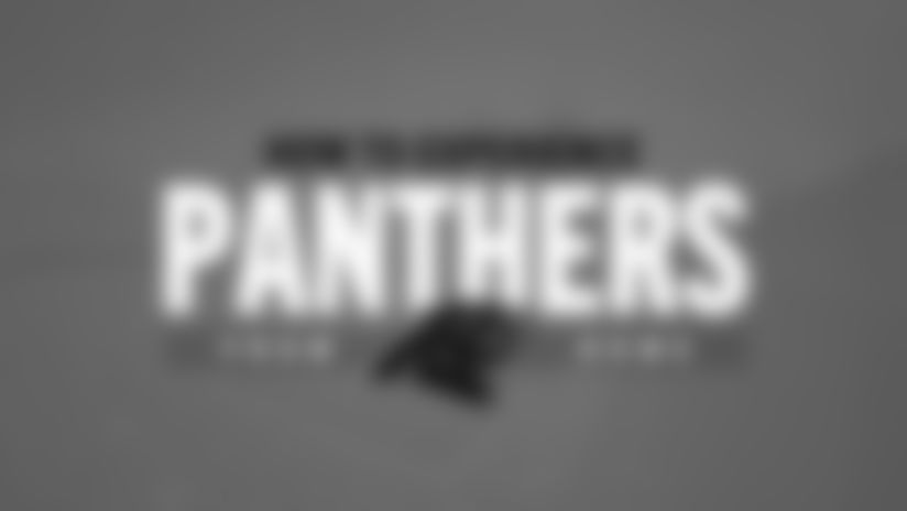 Panthers unveil new experiences on team app