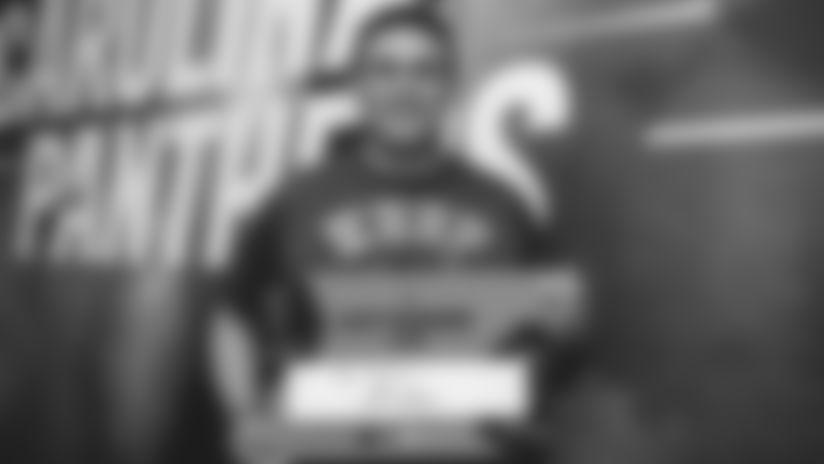 Ron Rivera KP sign