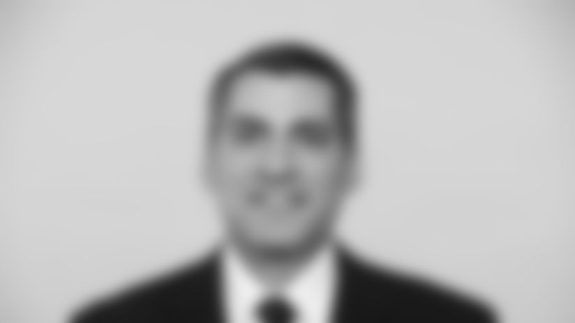 Samir Suleiman, Director of Player Negotiations & Salary Cap Manager