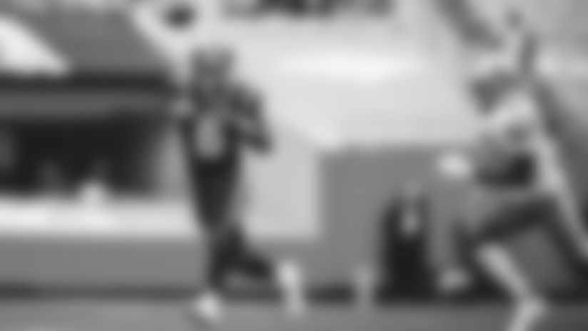 View photos of P.J. Walker's 2020 season so far as he won his first career NFL start in Week 11.