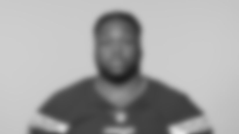 This is a 2018 photo of Bijhon Jackson of the Los Angeles Chargers NFL football team. This image reflects the Los Angeles Chargers active roster as of Thursday, May 10, 2018 when this image was taken. (AP Photo)