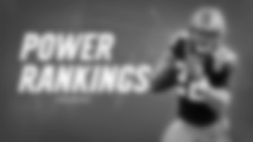 Panthers in the Power Rankings: Week 15