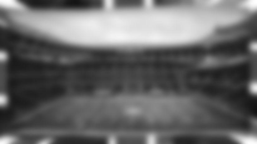 Take a look inside Tottenham Hotspur Stadium before Panthers-Buccaneers