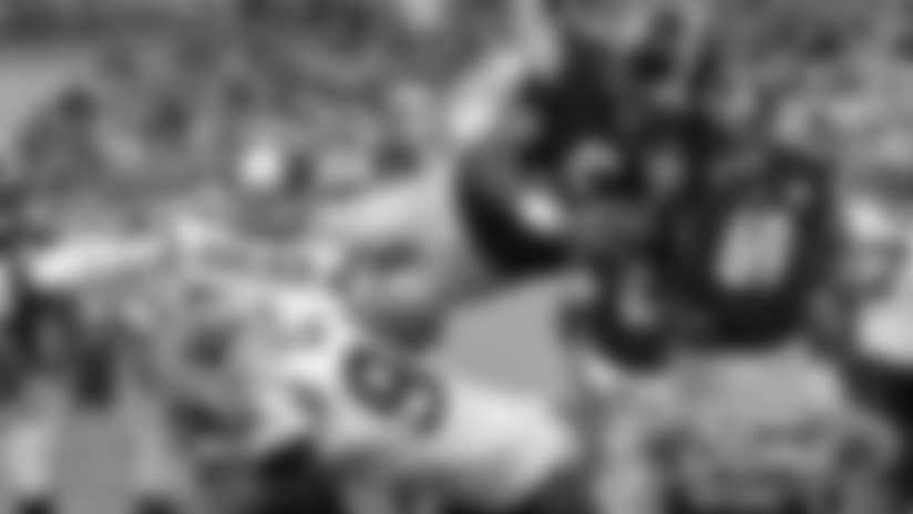 Recap: Steelers 39, Panthers 24