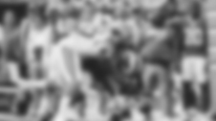Panthers-Bills game action photos
