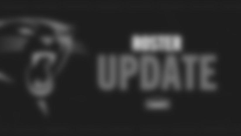 Panthers sign CB Jameson Houston, DE Austin Larkin