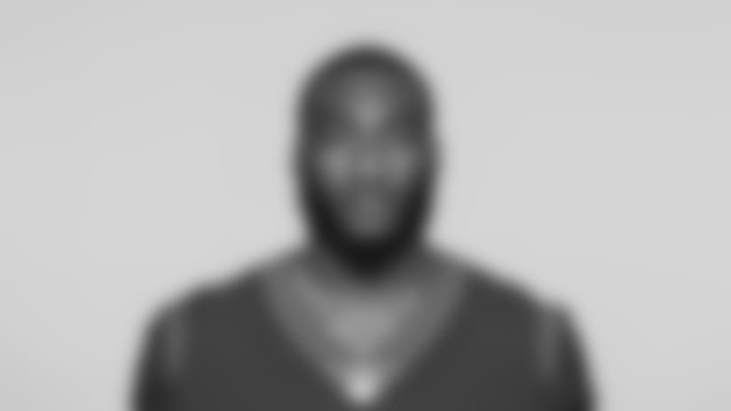 This is a 2018 photo of DeAndrew White of the Houston Texans NFL football team. This image reflects the Houston Texans active roster as of Saturday, April 7, 2018 when this image was taken. (AP Photo)