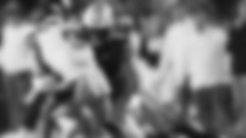 Derrick Brown (5) Auburn vs Ole Miss football on Saturday, Nov 2, 2019 in Auburn, Ala. Todd Van Emst