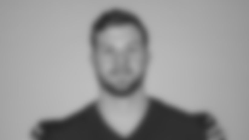 This is a 2018 photo of Colin Thompson of the Chicago Bears NFL football team. This image reflects the Chicago Bears active roster as of Monday, April 16, 2018 when this image was taken. (AP Photo)