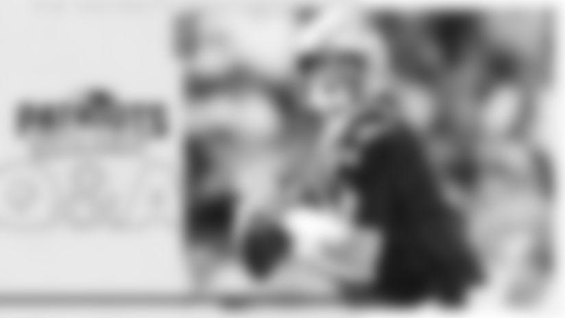 Patriots QB Jarrett Stidham (New England Patriots/David Silverman)