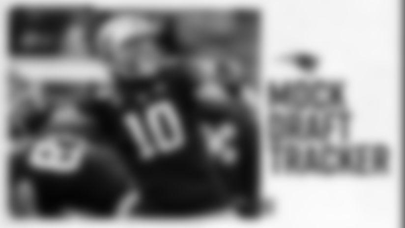 2020 Patriots Mock Draft Tracker