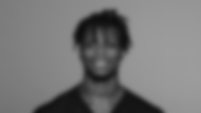 This is a 2018 photo of Damoun Patterson of the Pittsburgh Steelers NFL football team. This image reflects the Pittsburgh Steelers active roster as of Thursday, May 10, 2018 when this image was taken. (AP Photo)