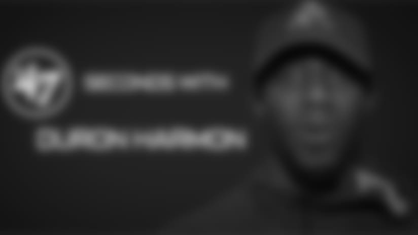 '47 Seconds with Duron Harmon