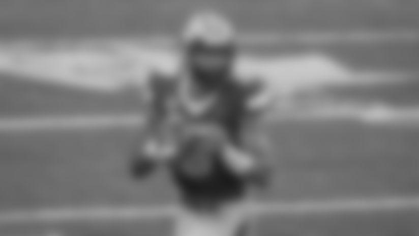 North Dakota State quarterback Trey Lance (5).