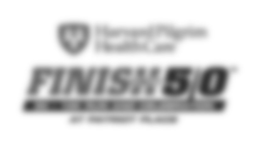 Register for This Year's Finish at the 50 Road Races and Have Your Photo Taken With the Patriots' Lombardi Trophy on the Gillette Stadium Field
