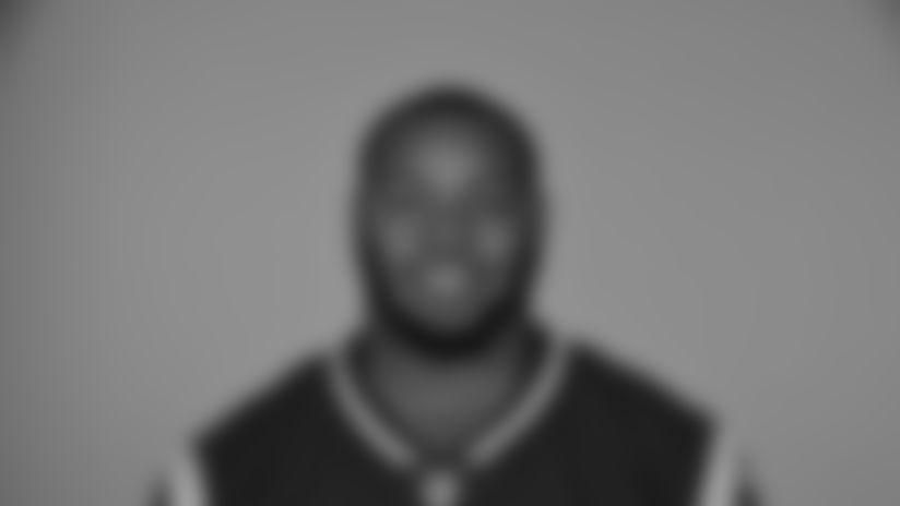 Inactives: Patriots vs. Browns | Week 8