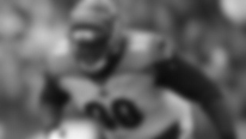 Cincinnati Bengals defensive tackle Andrew Billings (99).