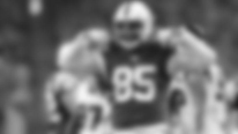 Indianapolis Colts TE Eric Ebron