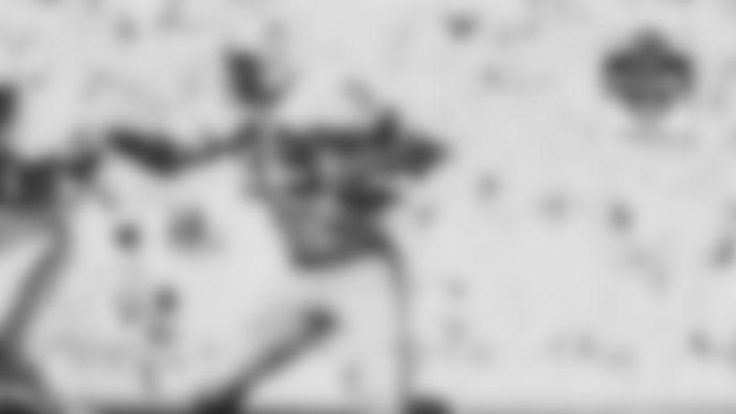 Sam 'Bam' Cunningham's hard running earned him a Pro Bowl bid in 1978.