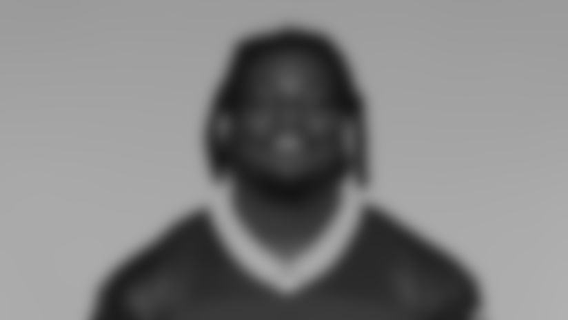 This is a 2020 photo of Montravius Adams of the Green Bay Packers NFL football team. This image reflects the Green Bay Packers active roster as of Monday, Aug. 10, 2020 when this image was taken. (AP Photo)