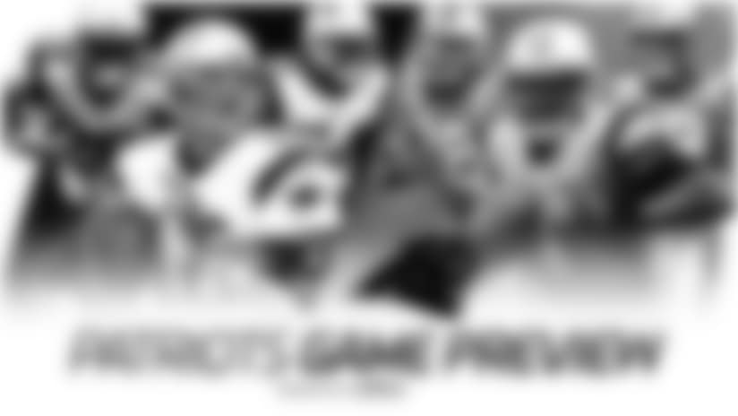 Game Preview - Preseason Week 3 - Patriots at Panthers - 20180824 - JetBlue Sponsored