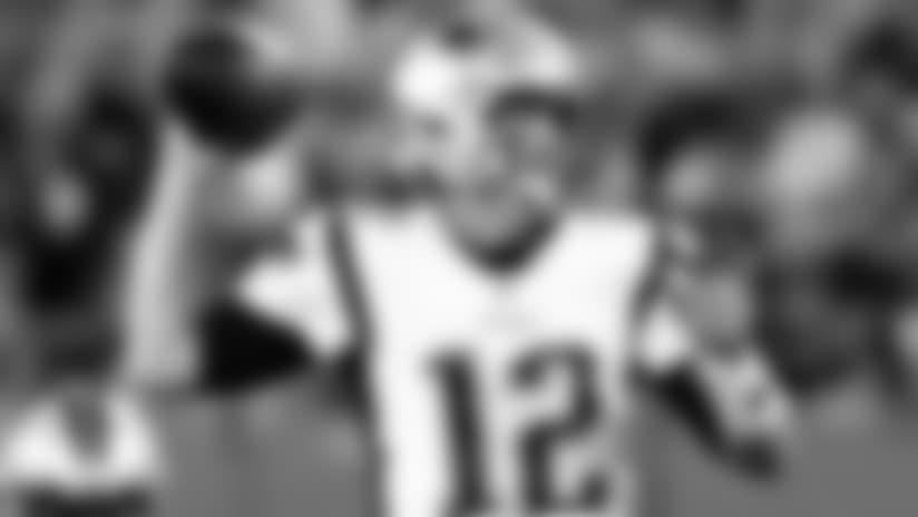 Tom Brady vs. Panthers