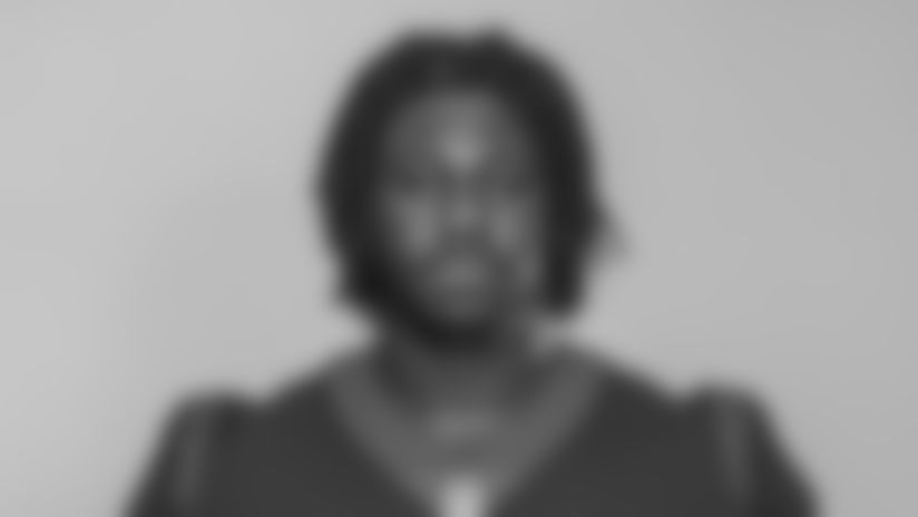 This is a 2019 photo of Albert Huggins of the Houston Texans NFL football team. This image reflects the Houston Texans active roster as of Thursday, May 9, 2019 when this image was taken. (AP Photo)