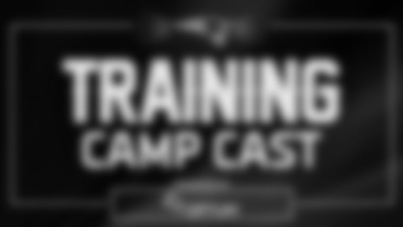 Training Camp-Cast 7/25: Day 1 Practice Analysis