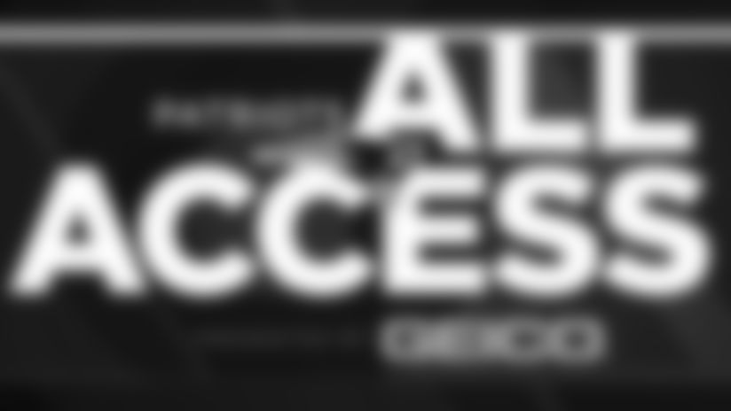 Patriots All Access: Cowboys Preview, Jake Baily 1-on-1
