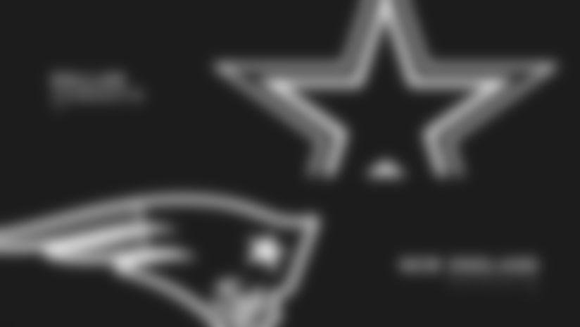 Cowboys vs. Patriots highlights | Week 12