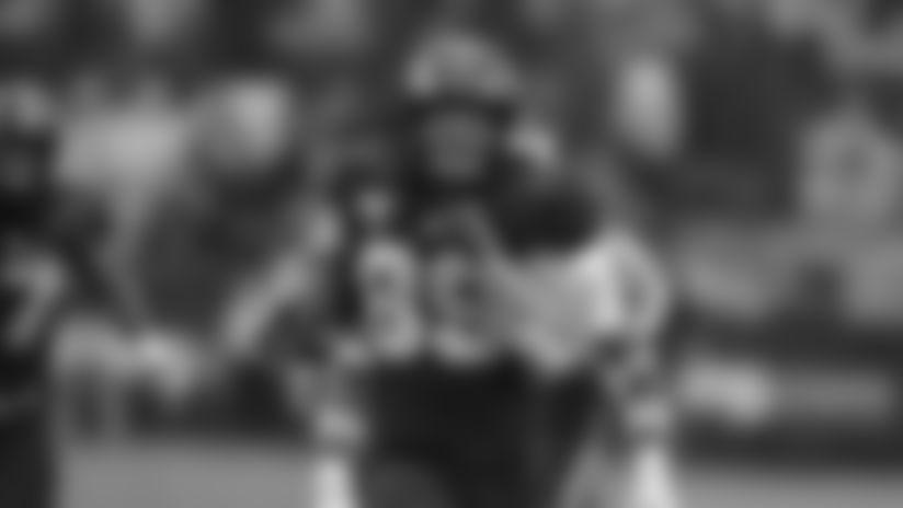 Purdue tight end Brycen Hopkins (89).