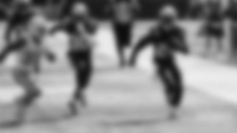 Stephon Gilmore intercepts Ryan Fitzpatrick pass vs. Miami Dolphins