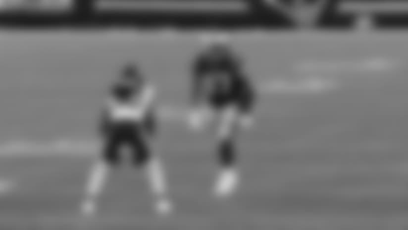 Brady lofts crucial 39-yard pass to Gronk