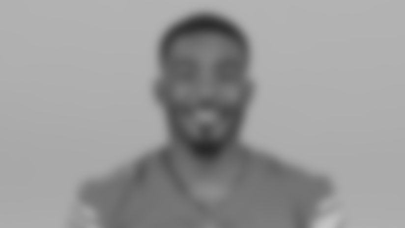 This is a 2020 photo of Marvin Hall of the Detroit Lions NFL football team. This image reflects the Detroit Lions active roster as of Sunday, Aug. 2, 2020 when this image was taken. (AP Photo)