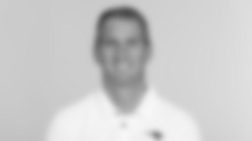 2020 Tyler Hughes Coach Headshot