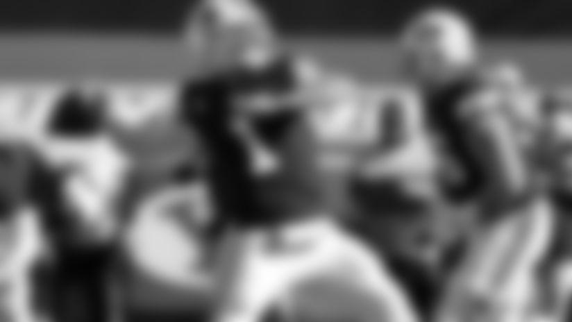 BYU quarterback Zach Wilson (1).