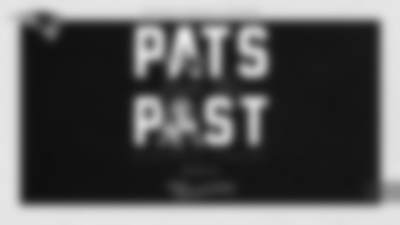 Pats from the Past, Episode 7: Tedy Bruschi, Part I