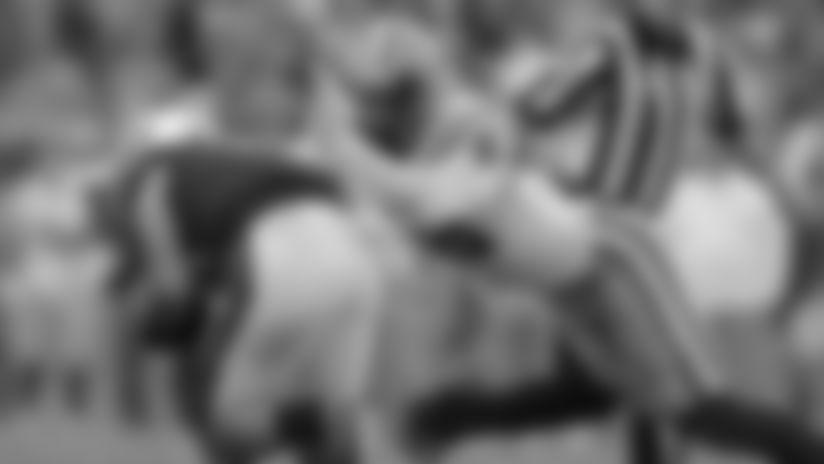 LSU linebacker K'Lavon Chaisson (18).